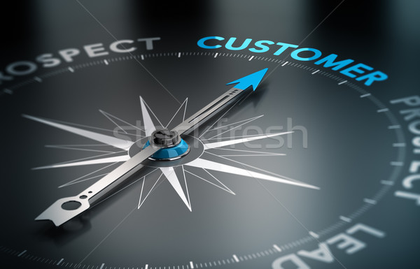 Business - Customer Concept Stock photo © olivier_le_moal