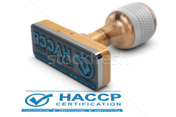 HACCP Hazard Analysis of Critical Control Points Stock photo © olivier_le_moal