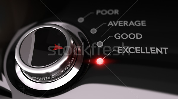 Customer Service Satisfaction Concept Stock photo © olivier_le_moal