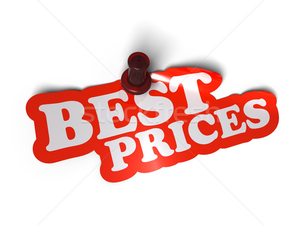 Best prices Stock photo © olivier_le_moal