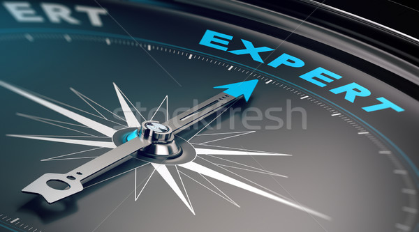 Business Expert, Advice Concept Stock photo © olivier_le_moal