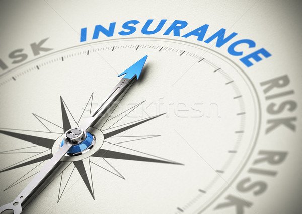 Insurance or Assurance Concept Stock photo © olivier_le_moal