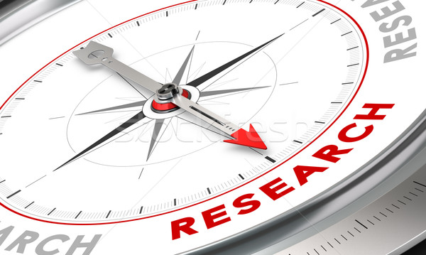 Research Concept Stock photo © olivier_le_moal