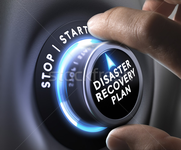Disaster Recovery Plan - DRP Stock photo © olivier_le_moal