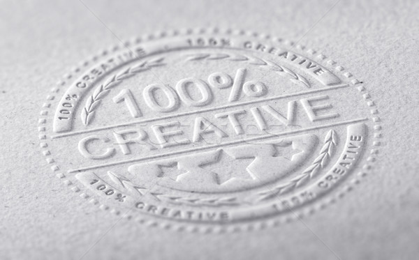 Creative Graphic Design  Stock photo © olivier_le_moal
