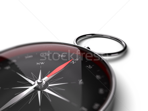 Compass, Decision Help Concept Stock photo © olivier_le_moal