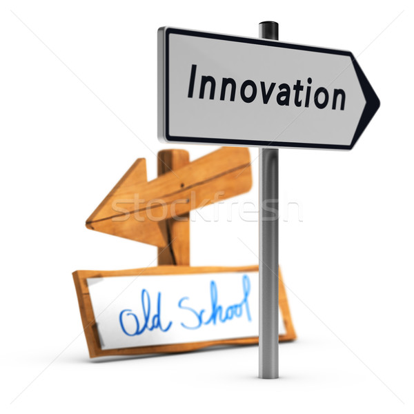 Innovative Business Stock photo © olivier_le_moal