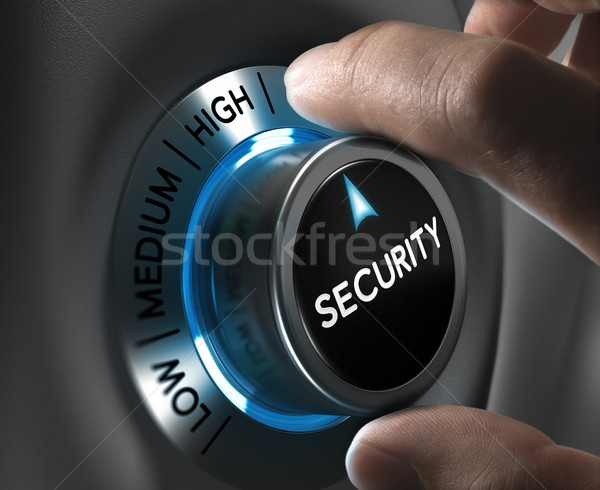 Security and Risk Management Concept Stock photo © olivier_le_moal