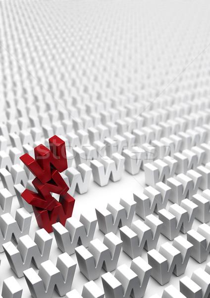 インターネット オンラインマーケティング 戦略 ウェブマーケティング 成功した 3 ストックフォト © olivier_le_moal