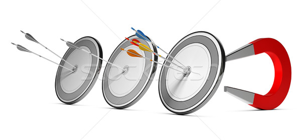 Marketing Concept Stock photo © olivier_le_moal