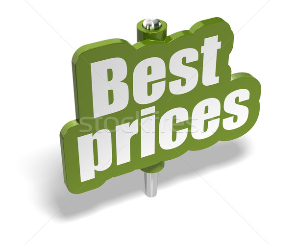 best prices marker Stock photo © olivier_le_moal