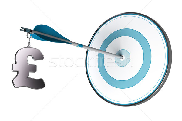 Successful GBP Investment Concept Stock photo © olivier_le_moal