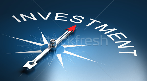 Investisment Risk Management Stock photo © olivier_le_moal