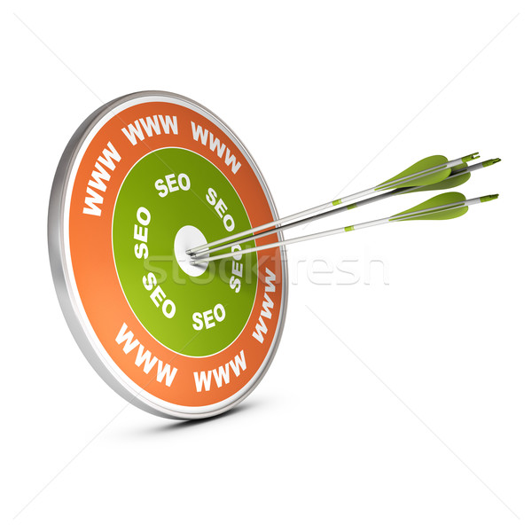 Website Positioning or Visibility  - SEO Campaign Stock photo © olivier_le_moal