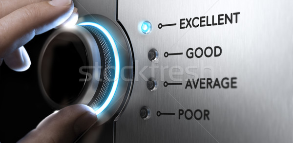 Excellent Customer Service Stock photo © olivier_le_moal