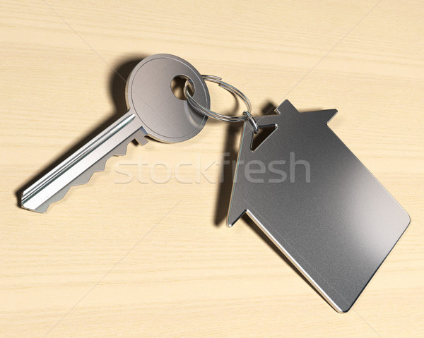 real estate concept Stock photo © olivier_le_moal