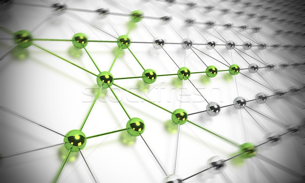 network Stock photo © olivier_le_moal