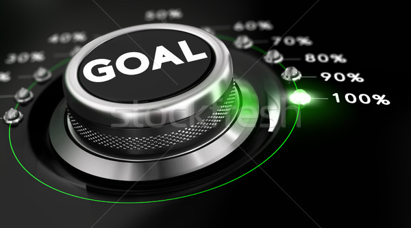 Achieve Goals Stock photo © olivier_le_moal