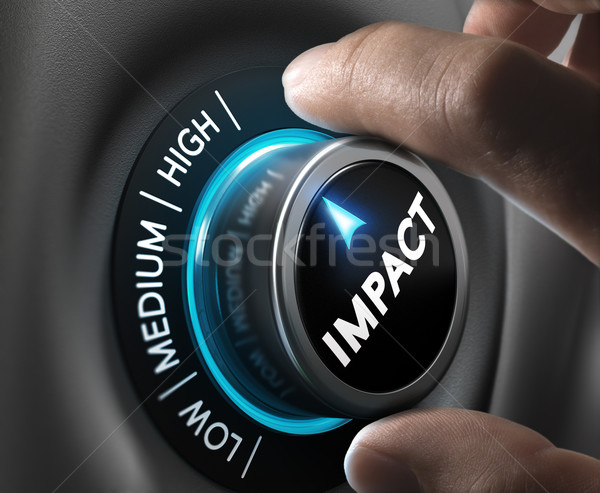 High Impact Solution or Communication Stock photo © olivier_le_moal
