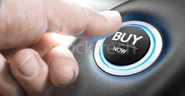 Buy a New Car Now Stock photo © olivier_le_moal