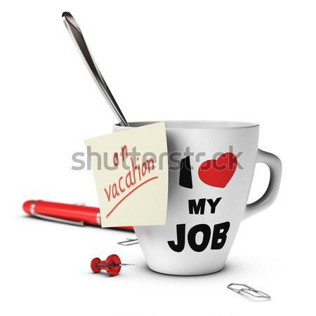 Coniugale abuso violenza domestica rotto mug amore Foto d'archivio © olivier_le_moal