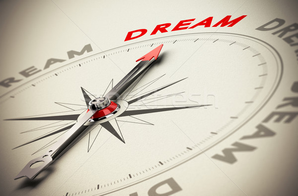Achieving Your Dream Stock photo © olivier_le_moal