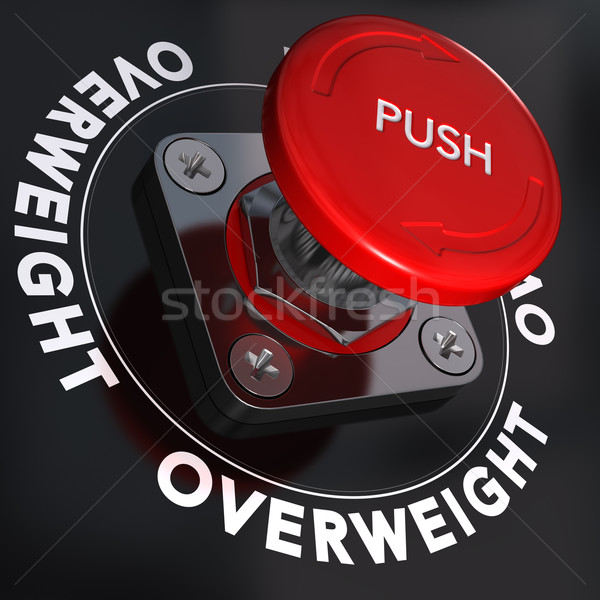 Obesity or Overweight Solutions Stock photo © olivier_le_moal