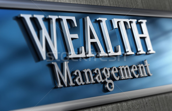 Wealth Management Stock photo © olivier_le_moal