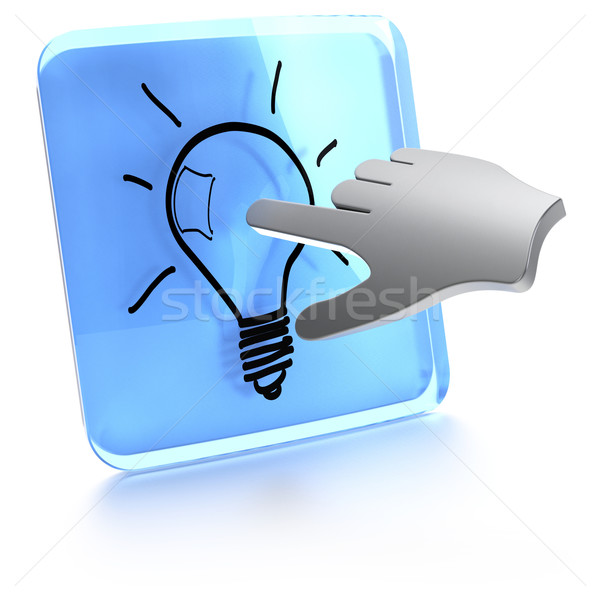 got an idea Stock photo © olivier_le_moal