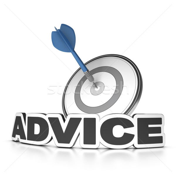 Advice Concept Stock photo © olivier_le_moal