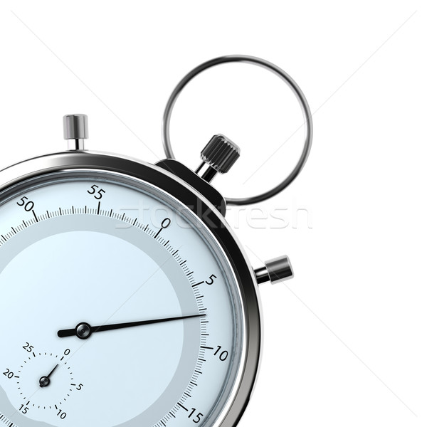 stopwatch - chronometer Stock photo © olivier_le_moal