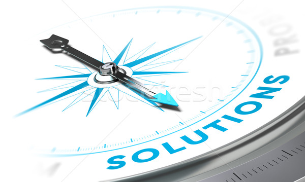 Solutions Stock photo © olivier_le_moal