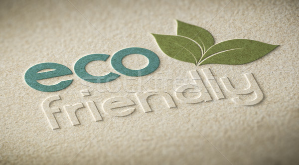 Eco Friendly Stock photo © olivier_le_moal