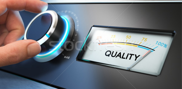 Total Quality Management, TQM  Stock photo © olivier_le_moal
