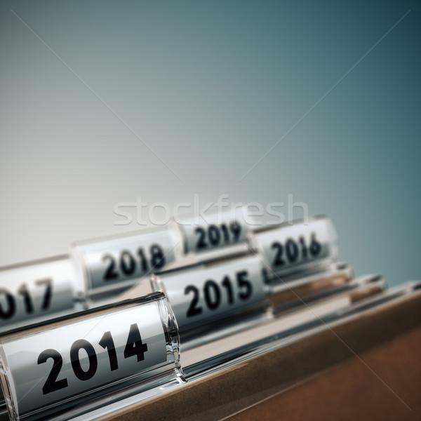 Future Stock photo © olivier_le_moal