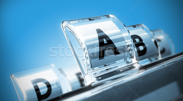 Alphabetical Directory Stock photo © olivier_le_moal