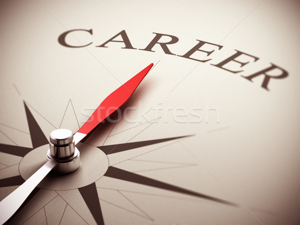 Choice of Career Orientation Stock photo © olivier_le_moal