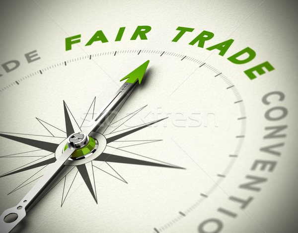 Fair Trade Consulting Stock photo © olivier_le_moal