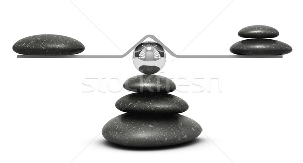 Stock photo: Harmony Symbol
