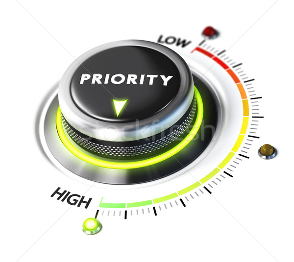 Define High Priority Stock photo © olivier_le_moal