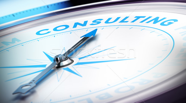 Business Consulting Stock photo © olivier_le_moal