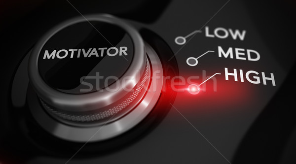 Motivation Concept Stock photo © olivier_le_moal