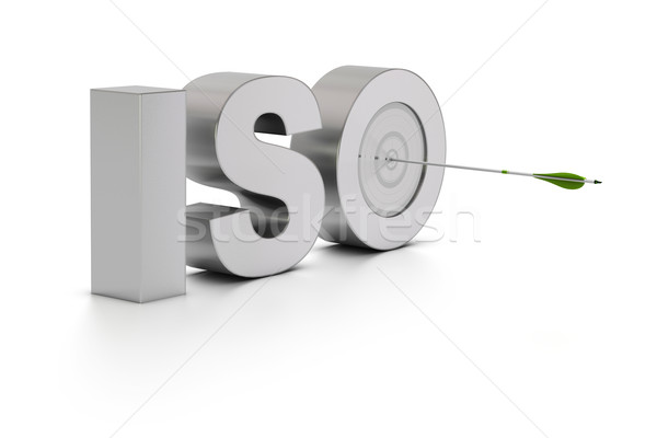 Stock photo: quality standard
