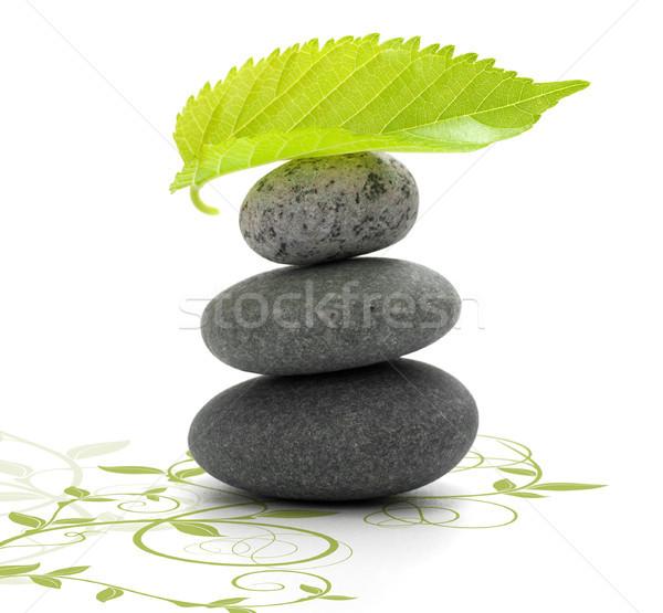 Stock photo: green environment