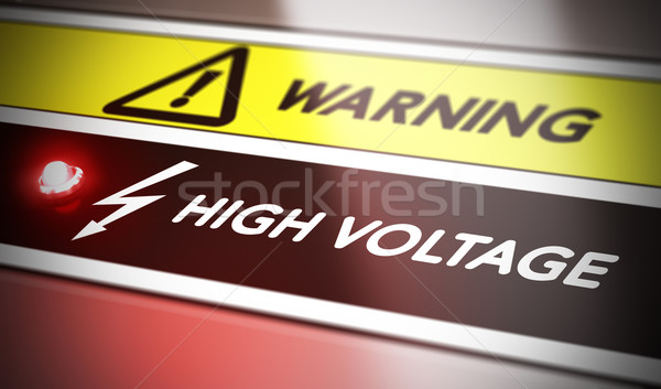 Electric Shock, Electrocution Stock photo © olivier_le_moal
