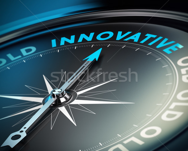 Stock photo: Innovate Business Concept