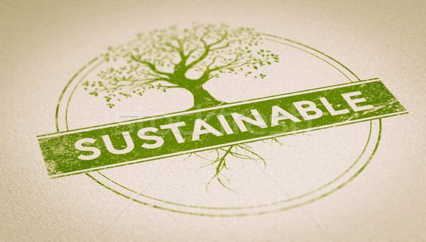 Sustainable Stock photo © olivier_le_moal