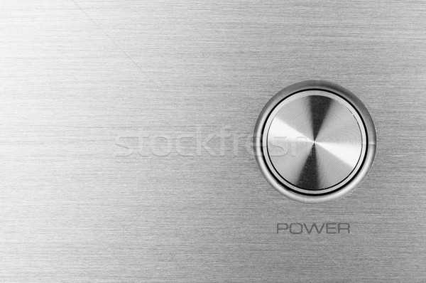 Power Button Background Stock photo © olivier_le_moal