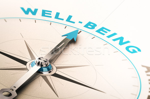 Well-being or wellness Stock photo © olivier_le_moal