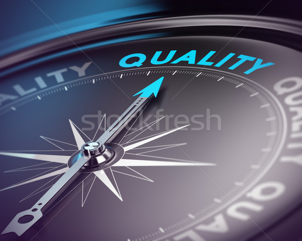 Quality Assurance Concept Stock photo © olivier_le_moal